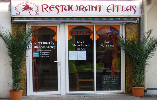 Restaurant Atlas Angers